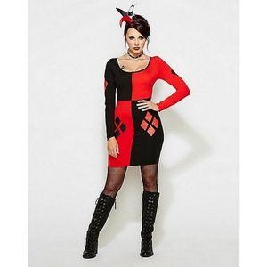 [XL] DC Comics - Harley Quinn Bodycon Dress